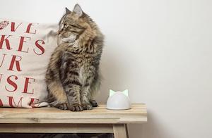 Caractéristiques de la chatière SureFlap Connect